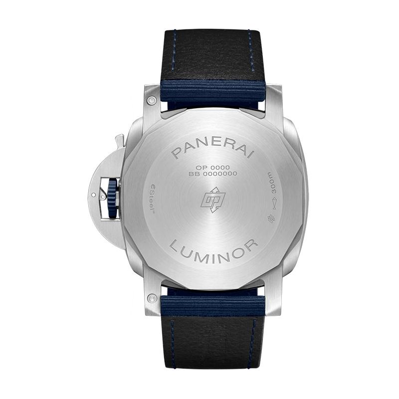 Immagine di PANERAI Luminor Marina eSteel™ Blu Profondo 44 mm REF. PAM01157