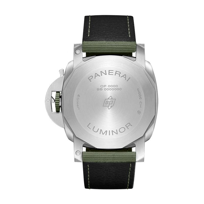 Immagine di PANERAI Luminor Marina eSteel™ Verde Smeraldo 44 mm REF. PAM01356