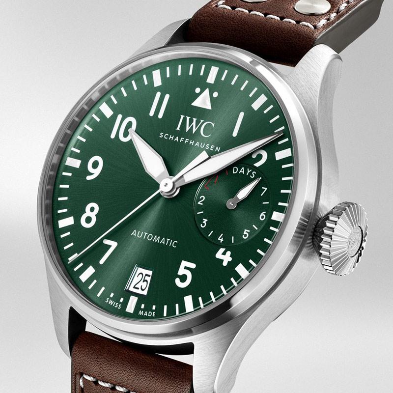 Immagine di IWC BIG PILOT'S WATCH 46,2 MM REF. IW501015