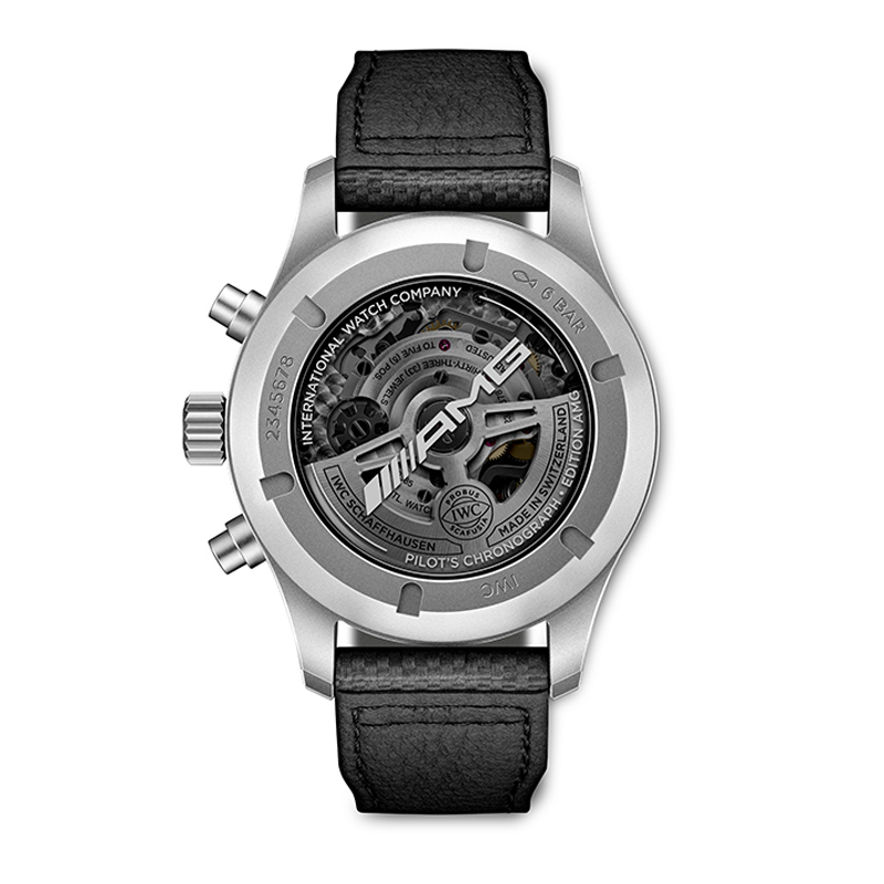 Immagine di IWC PILOT'S Watch Chronograph Edition <<AMG>> 43 MM REF. IW377903